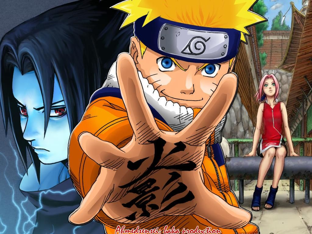 Naruto Movie 1 Trailer