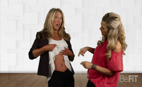 Denise Austin on BeFit's You Asked For It: PostPregnancy Weight Loss