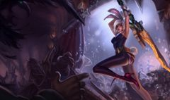 Myrmonden's window: League of Legends Champion Review: Riven