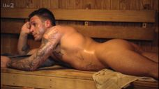Hot Guys: TOWIE's Kirk Gets Totally Naked For TV In These HOT Scenes!