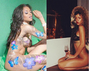 LIVEKeeping up with the latest Buzz!: Nude Photos: Rihanna and Ciara