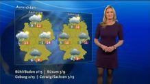 Claudia Kleinert  Wetter 08/11/12/13/14.04.2012