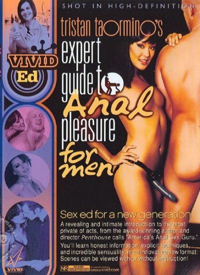 Tristan Taorminos Expert Guide To Anal Pleasure For Men Scene 3