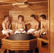 Jika mandian sauna tidak menjejaskan kesihatan penggunanya maka tiada