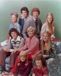 The Brady Bunch Blog: Four Similar Poses From A Brady Bunch Cast Photo