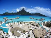 Bora Bora French Polynesia ~ Tourism