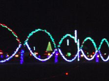 Youve Been Reviewed: Shadrack's Christmas Wonderland lights 2012