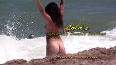 CoccoVision.com]Lola's Spanish Beach Lovelies 1 / ?????????