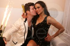 heidi klum 2012: Robin Thicke's Wife Paula Patton With His In Pictures