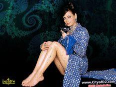 Diya Mirza Hot Unseen Wallapers