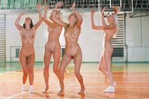 Erotica: Naked Volleyball