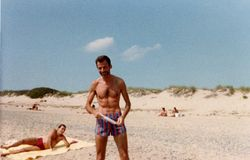 Retired in Delaware: Naked On the Beach