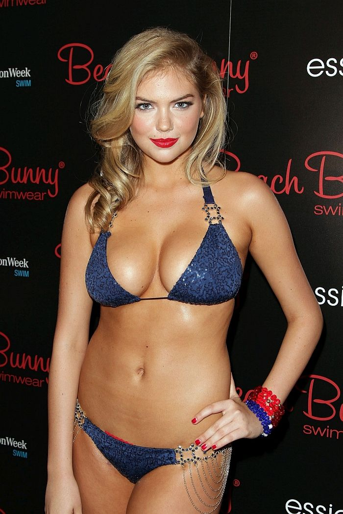 Kate Upton Zero Gravity Bikini Shoot