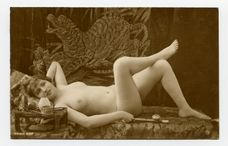 Shop: Vintage Nude Photos Miss Fernande Photographer Jean Agélou