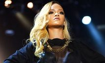 rihanna is gradually going off the rails with her hard partying