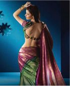 Sexy Saree Blouse Designs | Laxmi's Sarees