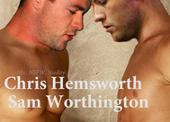 Chris Hemsworth / Sam Worthington: Heat of the moment