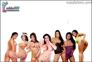 Bollywood Nude Actresses, Naked Heroines of Bollywood - Fake