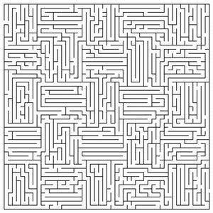 printablecolouringandactivity: printable mazes for adults