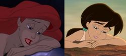 & Ecstasy: DISNEY SEQUELS: NOW I'LL BE CIRCLING IN CIRCLES ALL NIGHT