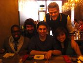 of pentatonix at slowfish pentatonix at slowfish 5406 wilshire