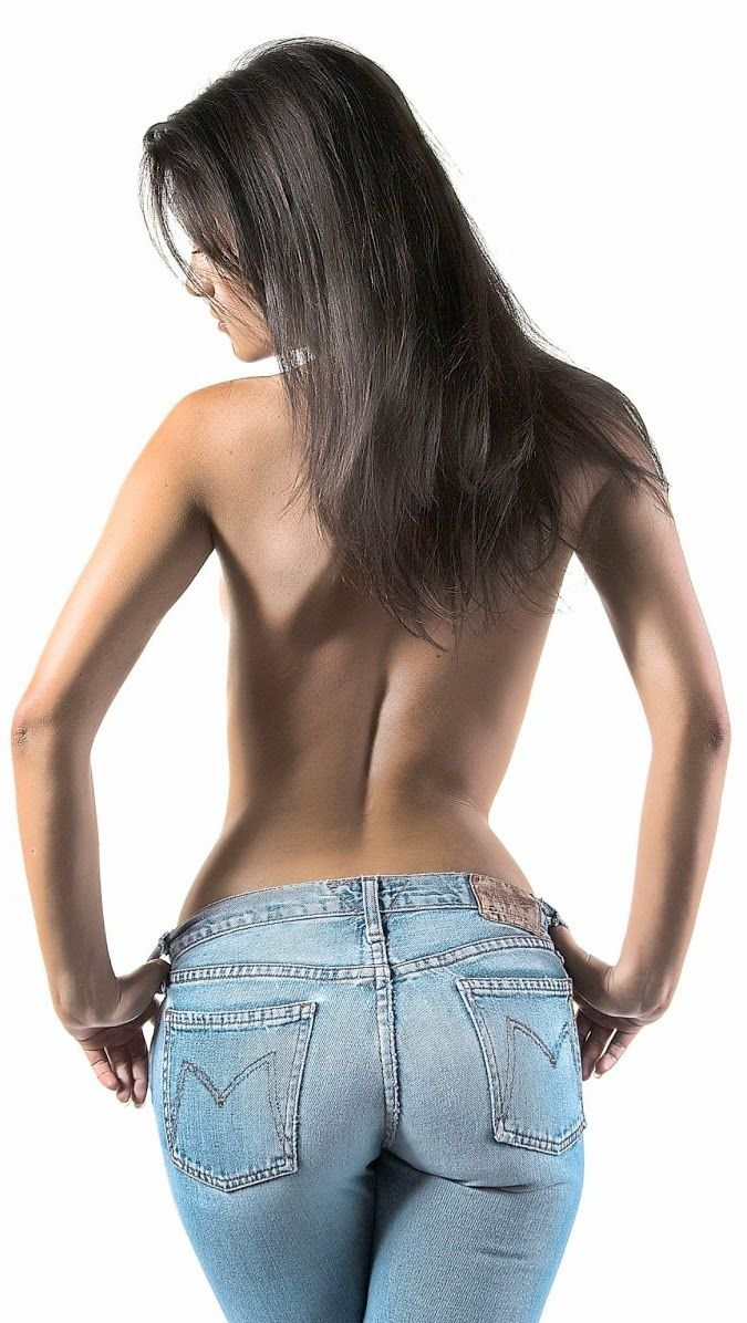 Jeans Butts