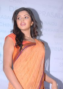 Amala Paul New Saree Photo Gallery ~ Fashion 2013, carolina arango