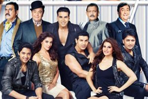 Film Critic JohnsonThomas: Housefull 2, Hindi Bollywood Film Review