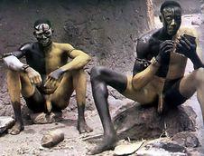 dayum: NUDE AFRICA / BODY PAINTING