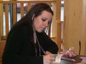 Jessica Burkhart, aka Jess Ashley, tween author