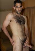 Hairy Chested: Standing Tall and Hairy