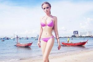 TISOTIT: Valeria Lukyanova - The Human Barbie Doll