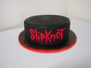 Driftwood Cakes - Cake Baker and Decorator: Slipknot