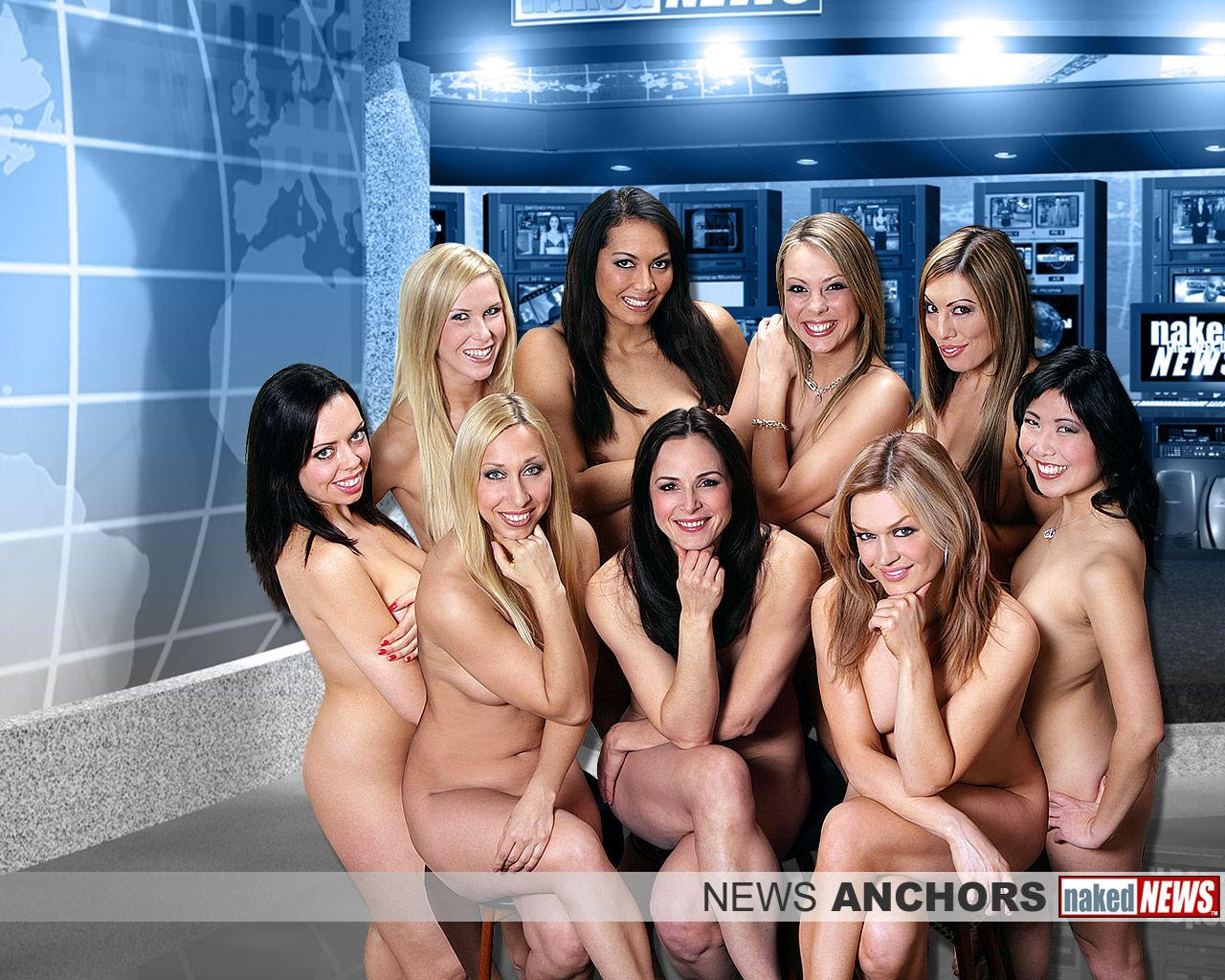 Naked News April 7 2015