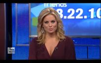 Reporter101 Blogspot: 4th Week of Aug: Dana Perino, Courtney Friel