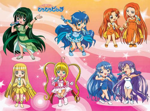 Gambar Mermaid Melody