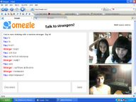 Jaqueline's Life: OMEGLE