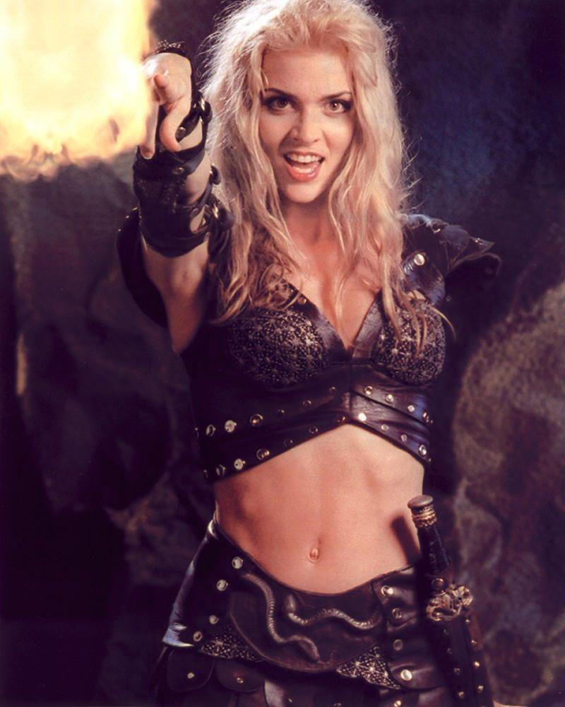 Nicole Aniston Xena Warrior Princess
