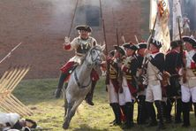 Flintlock and tomahawk: Seven Years War at Terezin