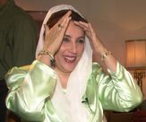 Pakistan's former Prime Minister Benazir Bhutto smile during an