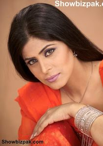 Pakistani Actor Ayesha Haq  Has acted in drama serials Sassi