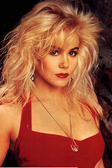 the fashion launch page: Kelly Bundy Tribute (80s tribute)