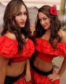 WWE Twin Divas | Photos and Wallpapers of Nikki and Bri Bella's