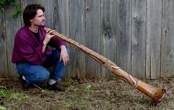As reported, the Didgeridoo was used by American Idol contestant