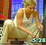 Kelly Ripa Live on TV Cameltoe Action | Girl Free Sex