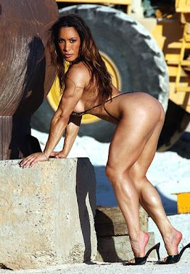 Denise Masino 43 Female Bodybuilder