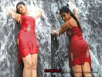 Telugu Actress Unseen Boobs Press and Nipple Hot Sexy Cute Stills