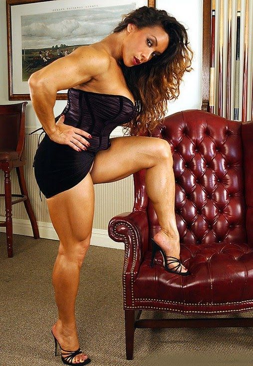 Denise Masino 02 Female Bodybuilder