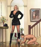Nanshakh FemDom Art | Carmenica Diaz � Elegant Erotic Fiction