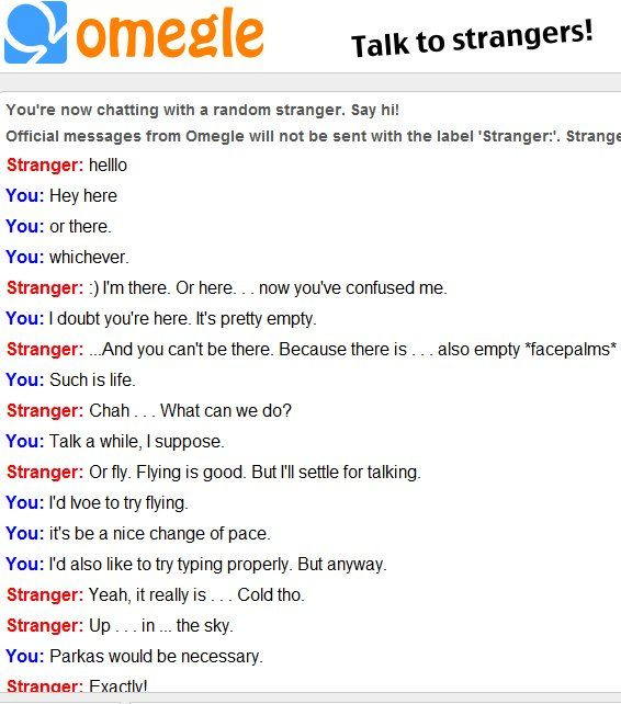 Omegle Videos Totally Hot